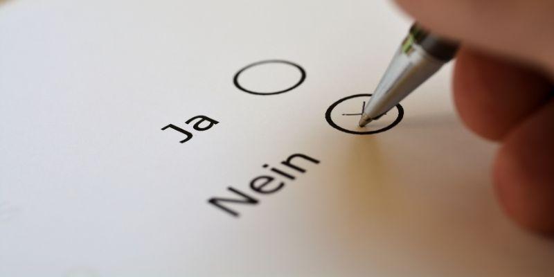 Отрицание в немецком и его место в предложении