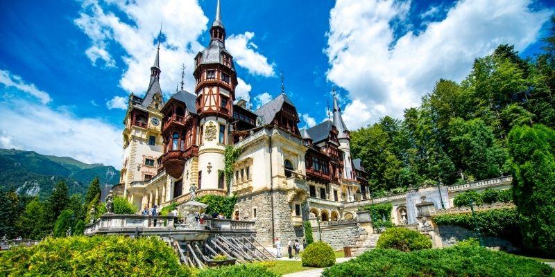 Немецкие замки